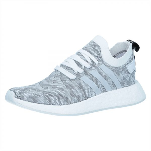 92dbd49358b adidas Originals NMD R2 Prime Knit Sneaker For Women - Grey Price in ...