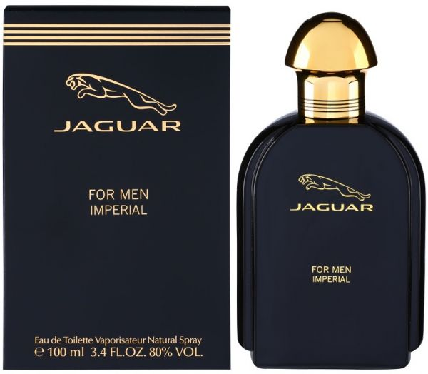 Jaguar Perfume For Mens Price: Imperial By Jaguar For Men - Eau De Toilette, 100ml
