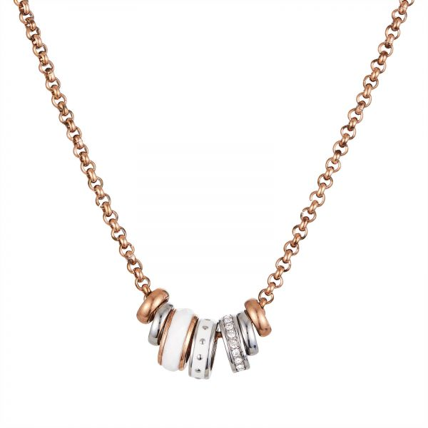 Fossil Women's Necklace JF01122998 nCUHEfHE7