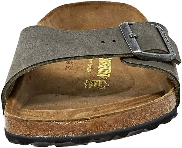 new style 4eaa3 7b1da Buy Birkenstock Slide Slippers for Men - Brown in UAE
