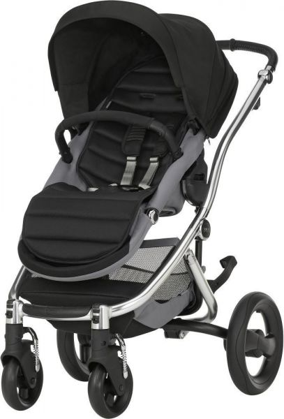 Britax Affinity 2 Chrome Chasis Cosmo Black Cover
