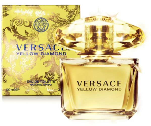 34197b768974 Yellow Diamond by Versace for Women - Eau de Toilette