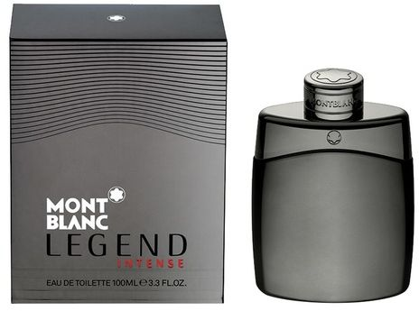 factory price 2f37e 60735 Legend Intense by Mont Blanc for Men - Eau de Toilette, 100ml  Souq - UAE