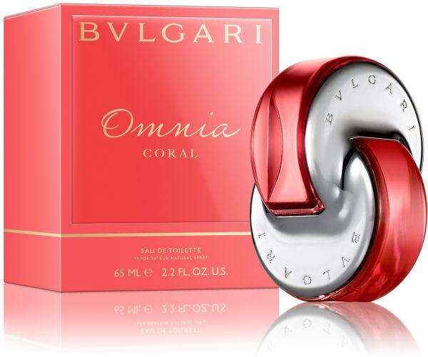 Omnia Coral By Bvlgari For Women Eau De Toilette 65ml Price In