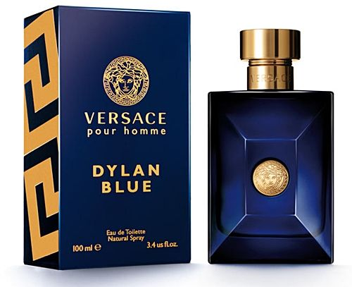 478ea572415 Pour Homme Dylan Blue by Versace for Men - Eau de Toilette, 100 ml | Souq -  Egypt
