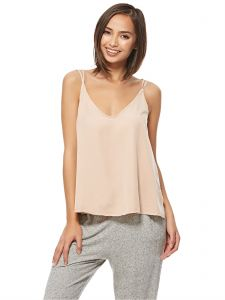 3544f08a9d Friday s Project Strappy Top For Women - Light Pink