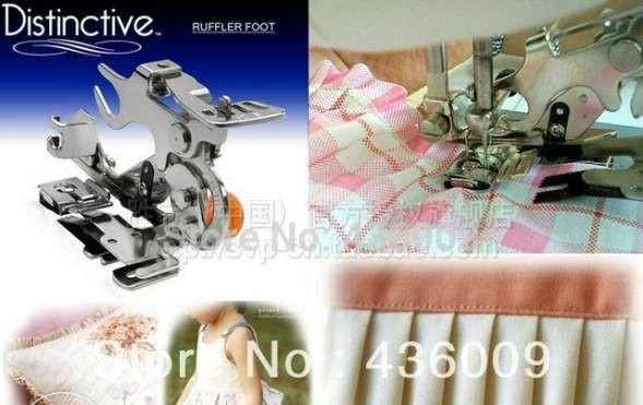 Presser Foot Ruffler For Sewing Machine Presser Foot Low Shank For Enchanting Ruffler For Brother Sewing Machine