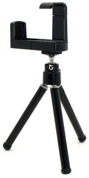 946054f3fcab Portable Mini Tripod Mobile Cell Phone Holder Stand For Camera Apple iPhone  Samsung [duplus]
