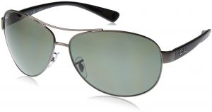 0208d2eb01 Ray-Ban RB3386 - SILVER Frame GREY GRADIENT Lenses 63mm Non-Polarized