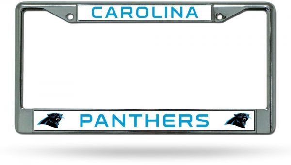 Rico Industries NFL License Plate Frame multicolor | Souq - UAE
