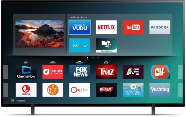 Buy Kmc 43 Inch Led Smart Tv Black Online At Best Price In Saudi