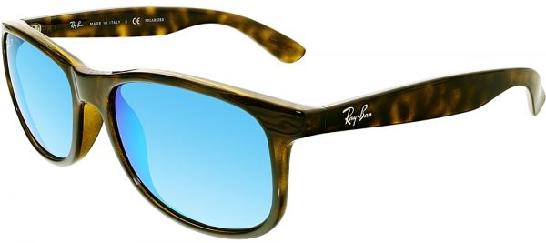 c8040751a7 Ray-Ban Wayfarer Men s Sunglasses - RB4202-710 9R-55 - 55-17- 145mm ...