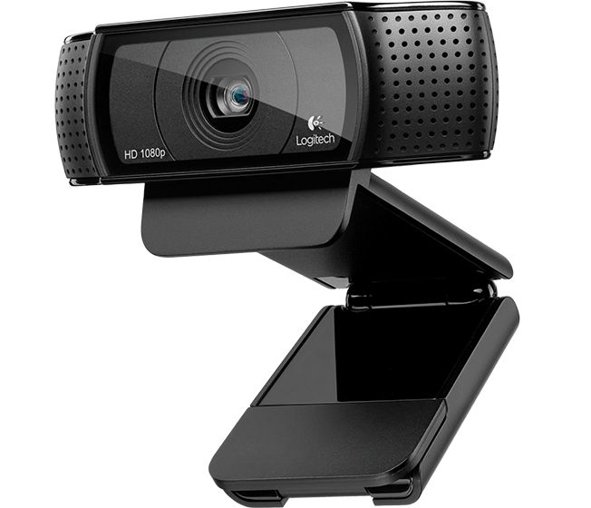 Logitech C920 Widescreen HD webcam