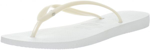 Havaianas Women's Slim Animals Flip Flop, mentha Green, 39/40 BR (9-10 M US)