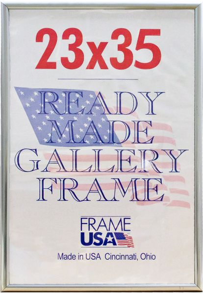 23x35 Deluxe Poster Frame Picture Frame Wplexi Glass 23 X 35