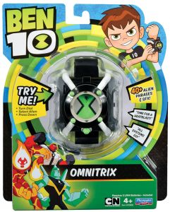 2a1bb336c Ben 10 Basic Omnitrixs Role Play Smart Watch Toy - 4 Years & Above