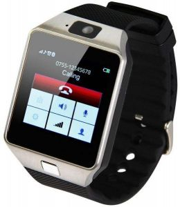 107795b523f Smart Watch Rubber Band For Android   iOS