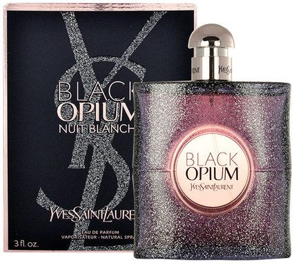 9f35f5e383b Black Opium Nuit Blanche by Yves Saint Laurent for Women - Eau de Parfum,  90 ml | Souq - Egypt