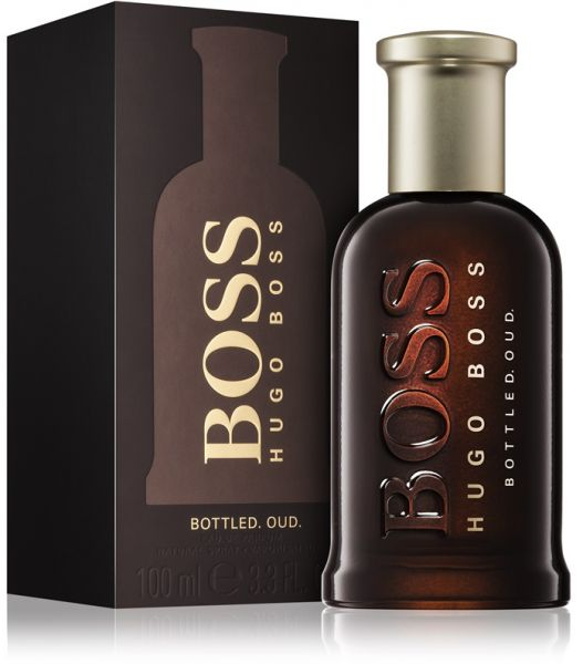 1988f4dde5 Boss Bottled Oud by Hugo Boss for Men - Eau de Parfum, 100ml | KSA | Souq