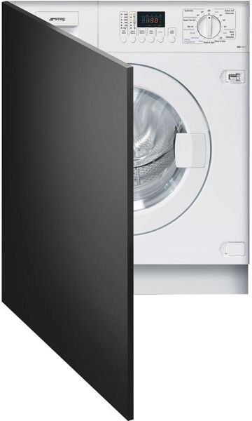 Smeg  Integrated Built in  7Kg / 4Kg Washer Dryer with 1400 rpm WDI14C7