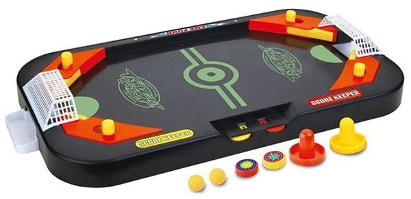 Hockey Table Game Board Toy Ice Soccer 2 In 1 Classic Arcade Games Kids Gift Toys