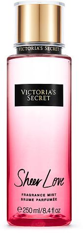 Sheer Love by Victorias Secret for Women - Perfume Mist, 250ml
