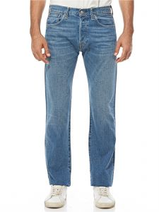 ca04d623349 Levi s Straight Jeans For Men - Light Blue