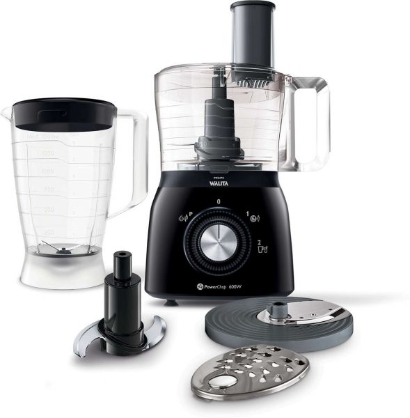 Philips Viva Collection Food Processor with PowerChop Technology - HR7631/90   Souq - UAE