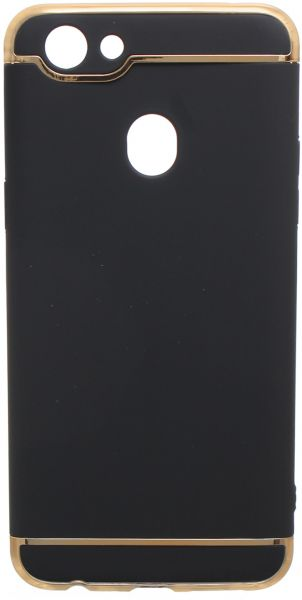low priced 47604 27516 3 In 1 Back Cover For Oppo F5, Black Gold Price in Egypt | Souq ...
