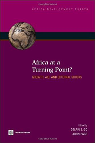 Africa At A Turning Point?: Growth, Aid, And External Shocks Pb.