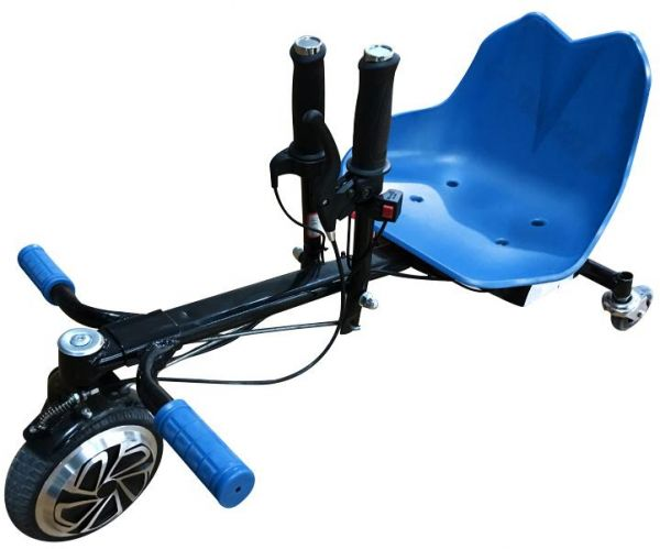 Cool Baby Crazy Cart Scooter Go Kart Drifter Classic Power Ride On