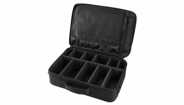 88c9baa3c5 Professional Large Make Up Bag Vanity Case Cosmetic Nail Tech Storage Beauty  Box