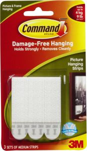 Buy Command Command Hanging Strips Large Command3mpost It Uae