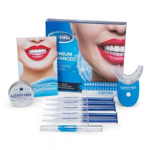 b1ccb1db3a5 Furein Smile Advanced Teeth Whitening Gel Kit with Remineralization Gel +Activated  Natural Charcoal Teeth Whitening Powder 35% Carbamide Peroxide ...