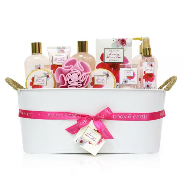 Gift Baskets For Women Body Amp Earth Bath Gifts For Women