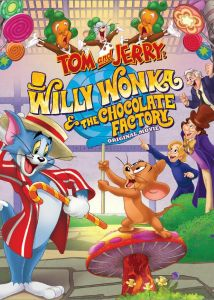 f9f88dd3759b Tom Jerry Willy Wonka And The Chocolate Factory (2017) (DVD)