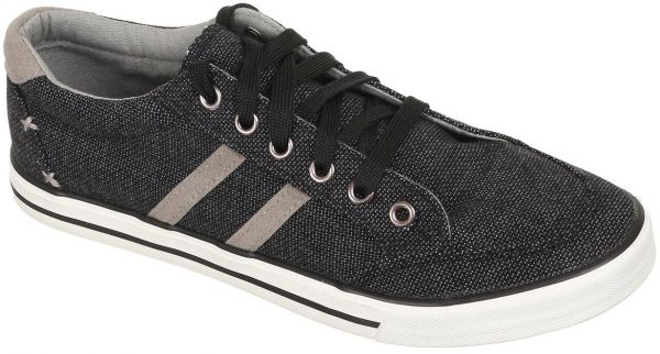 Otto A03 Casual Shoes For Men - Black Grey