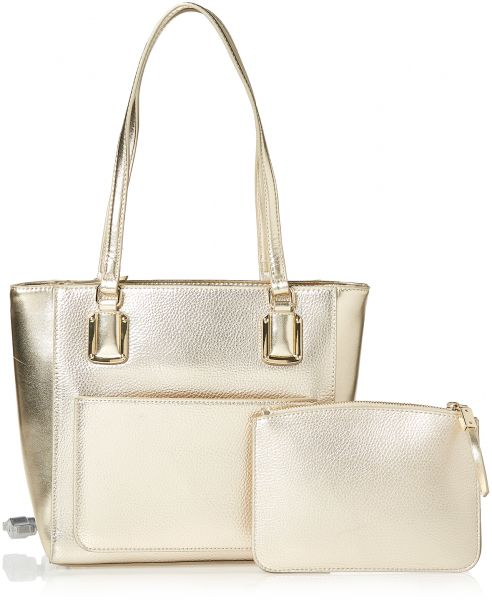 45e18c6ce69d Nine West Satchel Bag For Women - Gold Price in UAE