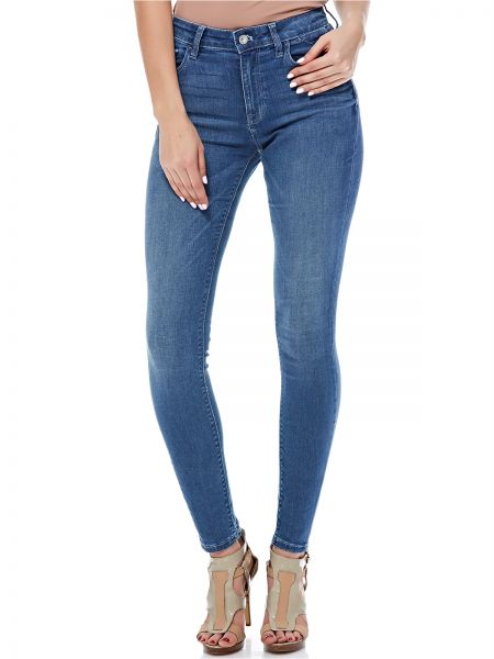 d97a758a Tommy Hilfiger Skinny Jeans For Women - Blue Price in Saudi Arabia ...