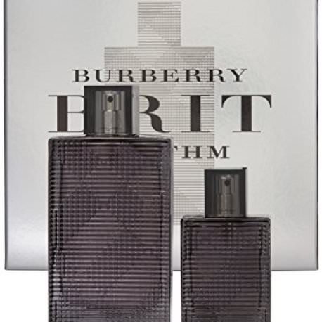 f8a3fdea9c4e Burberry Brit Rhythm Eau De Toilette 90 Ml Spray With 30 Ml For Men ...