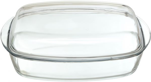 Pyrex Glass Cooking Pot Clear Kitchenware And Home Appliances