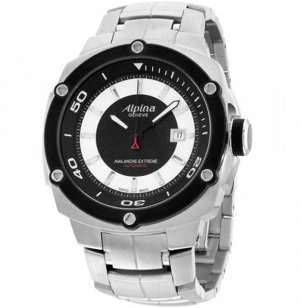 Price Review And Buy Alpina Extreme Avalanche Automatic Stainless - Alpina watch price