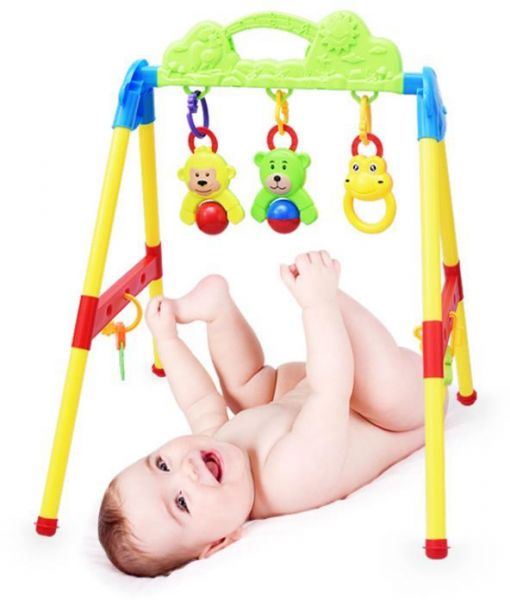 Multifunctional Music Intelligence Game Baby Activity Fitness Frame ...
