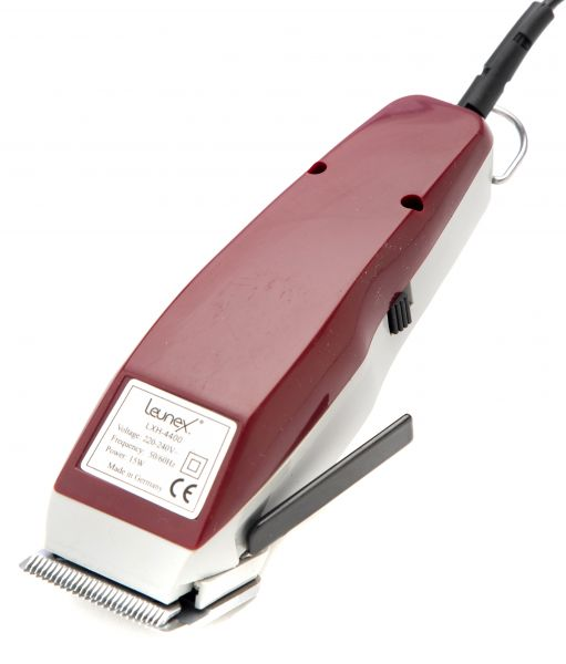 Shaving Machine Clipper and Trimmer By Leunex, with 4 levels