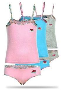 aae1b9d85413 Cottonil Multi Color Underwear Set For Girls Price in Egypt | Souq ...