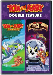 tom and jerry double feature the magic ring the movie dvd 2016