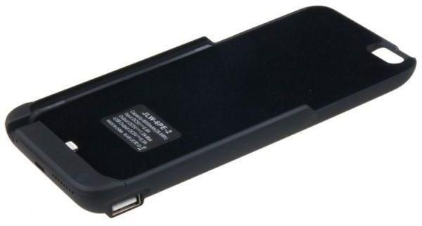 Black iPhone 7500 AMP Charger with USB