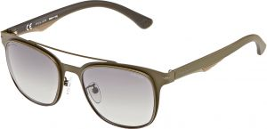 361d768cb Police Men's Square Sunglasses - SPL356M-538DRP - 53-19-145 mm