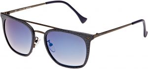 91b9ea149 Police Men's Square Sunglasses - SPL152C-53AG2B - 53-20-140 mm