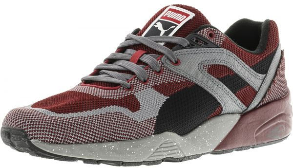 Puma R698 Running Shoes for Men - Maroon  047c8338027e